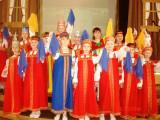 Русская народная песня и русский орнамент - традиции нашего народа